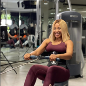 BBNaija's Erica Shares Lovely Photo Of Herself In The Gym