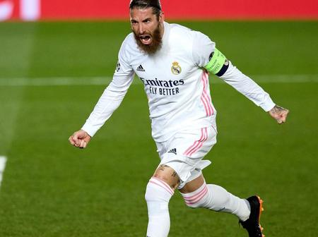 Five Clubs Who Could Afford Sergio Ramos If He Leaves Santiago Bernabeu After 16 Seasons