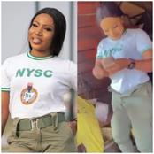 Beautiful Ex-Corper Explains Why She Sprayed Cash On Her Father