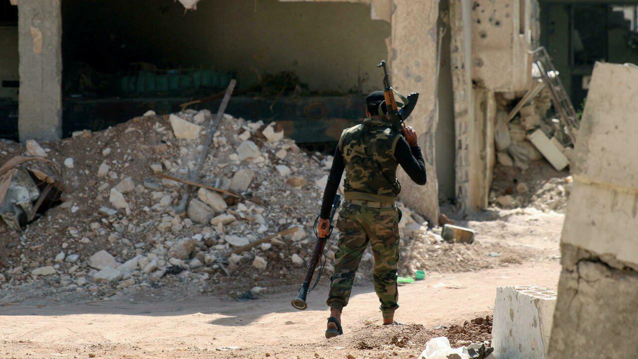 Syrie: «Les combats ont repris car le régime a violé les accords signés en 2018»