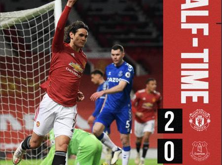Bad News for Man U despite first-half win over Everton