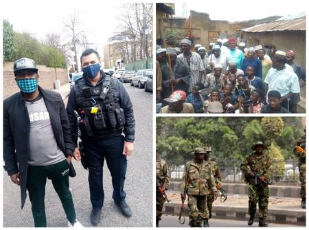 News Headlines: Soldiers killed 5 youths in Taraba,  Reno reveals what he did when he saw UK policemen