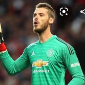 David De Gea Out As Manchester United's New Goalkeeper Set To Start In Their Manchester Derby