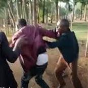 Ford Kenya Agents in Kabuchai Seriously Beats Up a Man For Allegedly Trying to Bribe Voters [video]