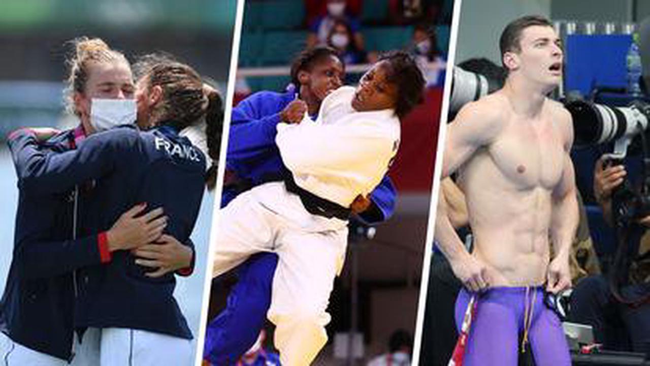L'argent en aviron, Malonga en demie du judo et Grousset 4e sur 100m nage libre ... Le récap de la nuit à Tokyo