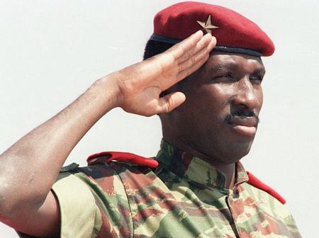 What Do You Know About Thomas Sankara, Africa's Best President?