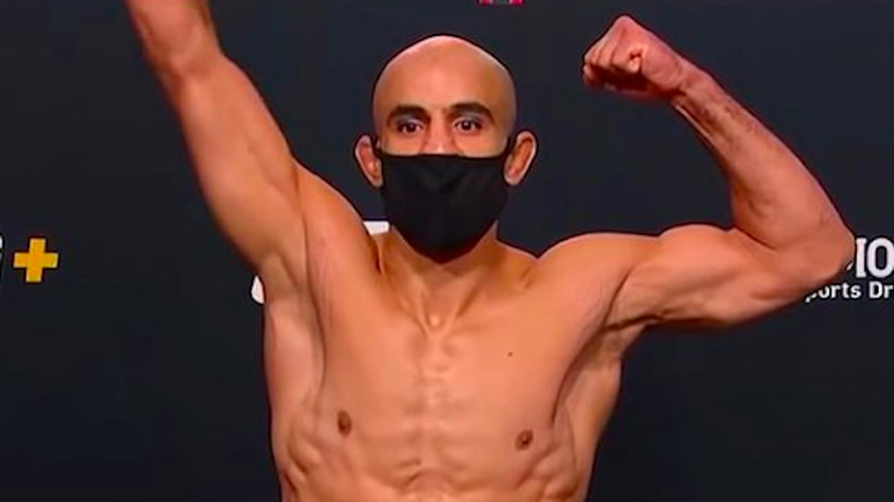 MMA community reacts to Ottman Azaitar being cut from UFC for safety violation