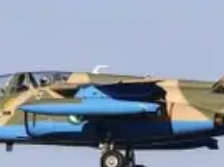 Nigerian Air Force Fighter Jet missing in Borno State