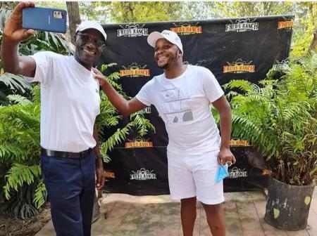 Mixed Reactions As Jalangoo Shares This Photo Of Him With Fred Obach Machoka