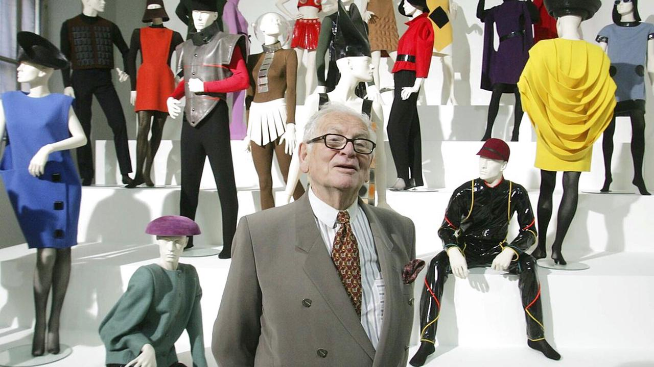 French fashion visionary Pierre Cardin dies aged 98