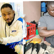 After this crippled Shoemaker begged to be posted on social media, see what Pope Junior did