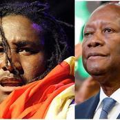 Didier Awadi attaque Ouattara et Condé  :