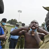 Panic in Webuye After Man Dies During Police Recuitment