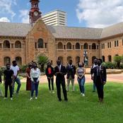 74 top matriculants awarded UP Vice - Chancellor's distinguished merit award See how can apply
