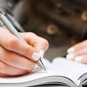 Take notes on how to write your own book