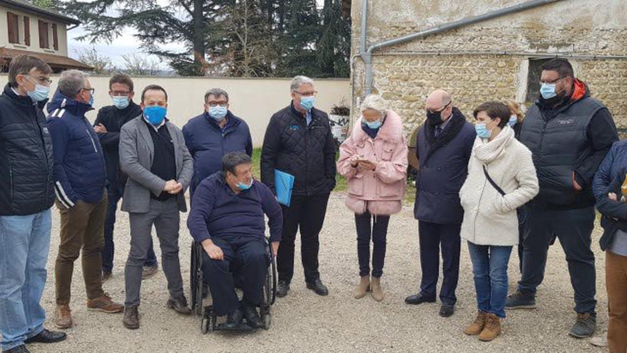 Élargissement de la RD1006 à Bourgoin-Jallieu : les fermetures nocturnes, c'est fini