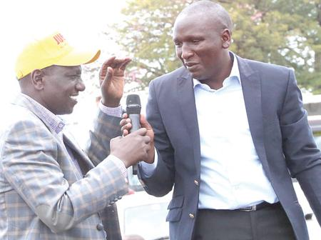 Aaron Cheruiyot Says This On The Ban Of Importation Of Private Vaccines