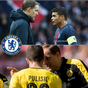 Thomas Tuchel is not a total stranger, see the Chelsea players he has worked with in the past