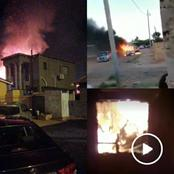 Watch: Gang Violence Turns Ugly As 10 Houses And Cars Have Been Burnt