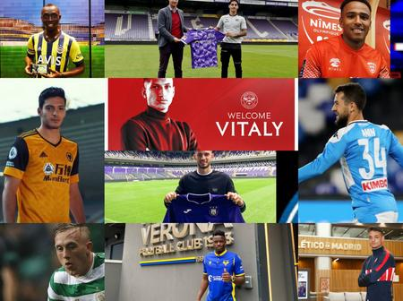 100% Completed Transfer Deals For Today