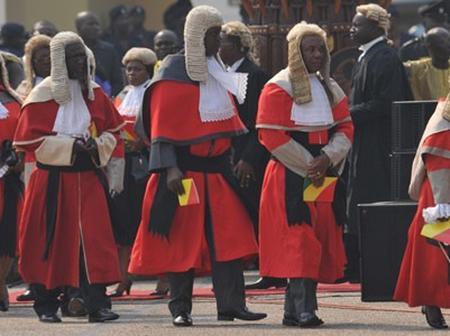 Breaking News: Court Of Appeal Judge Justice Paul K. Gyaesayor Reported Dead
