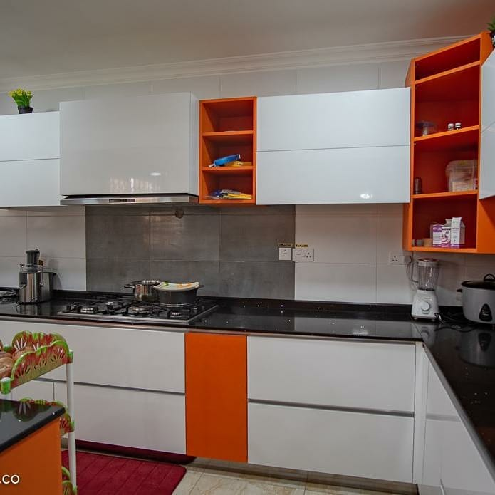 - 2954e7c95ab16965e565c1a1408515f2 quality uhq format jpeg resize 720 - Chai Who Say Money Is Not Good? Check Out These Beautiful And Stylish Photos Of Nana Ama Mcbrown's Kitchen (Photos)