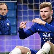Pitch Side Microphones Picked Up Tuchel's Words After Getting Furious At Werner In Everton Win.