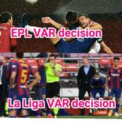 Is EPL use of VAR ruining the league? See 5 decisions that were later admitted as mistakes