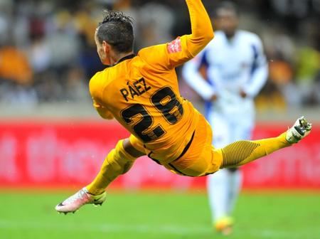 Former Chiefs striker is coming back to South Africa