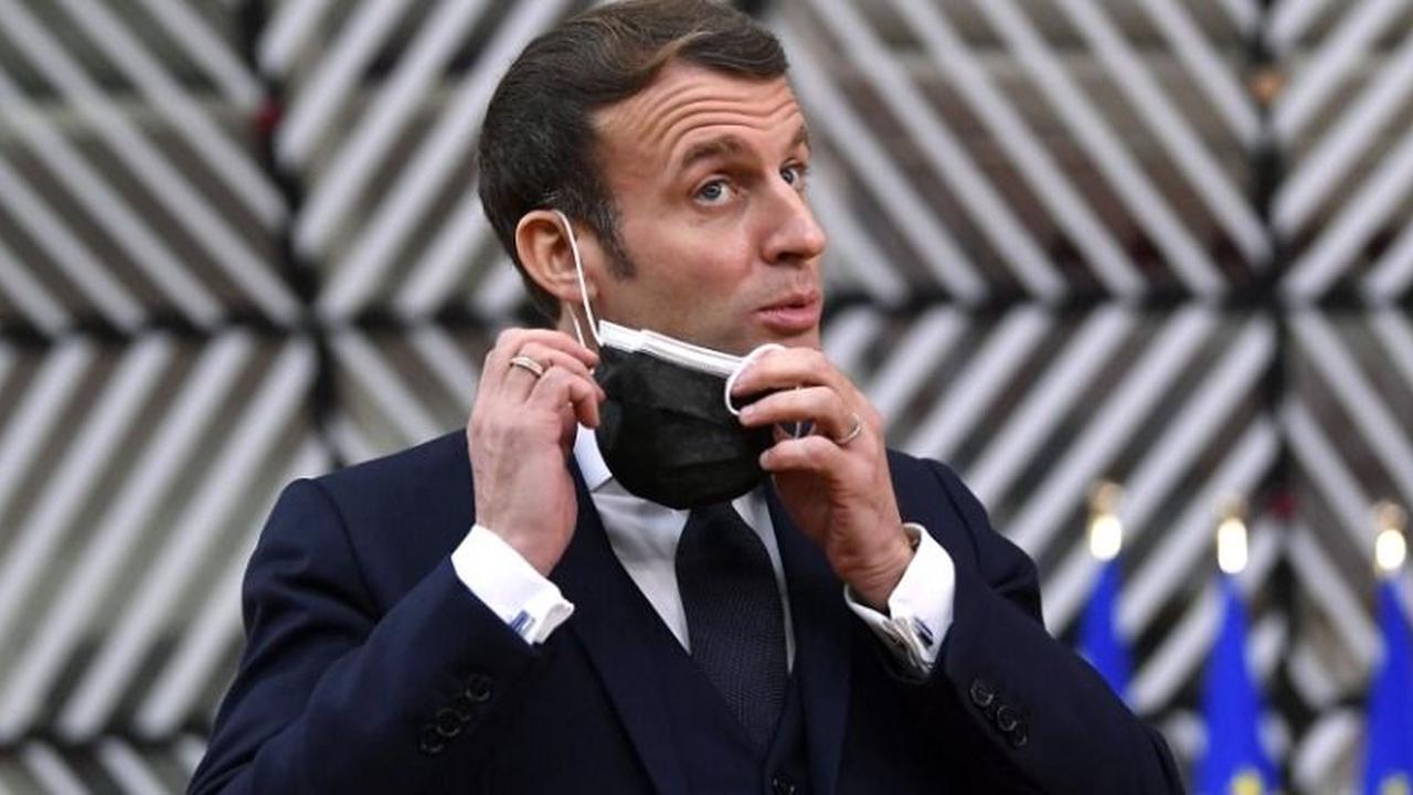 Covid : Emmanuel Macron diagnostiqué positif
