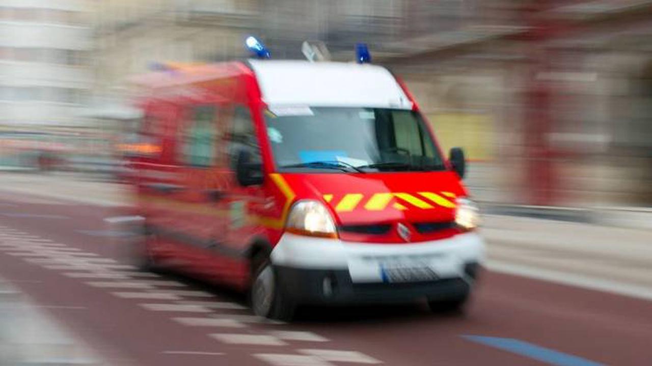 Claye-Souilly: un patient saute d'une ambulance qui roulait à 100 km/h