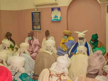 Emir Of Kano Celebrates 1 Year Anniversary In Power, See Photos Of Him And His Palace
