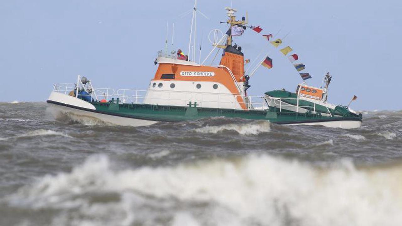 Rettungskreuzer «Otto Schülke» zurück auf Norderney