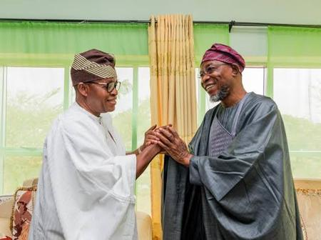 Opinion: Oyetola, Aregbesola's Crisis Will Be Resolved Before The 2022 Governorship Polls