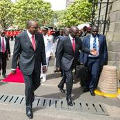 Kenyans Allegedly Entrust Hon. Raila Odinga With A New Task Ahead Of His Meeting With Uhuru
