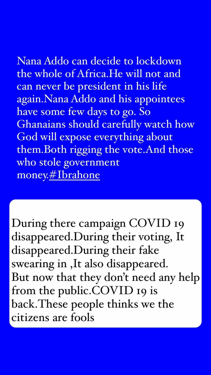 297b75f35d514e94a60ac6df25ff8af5?quality=uhq&resize=720 - Nana Addo & His Appointees Have Some Few Days To Go, God Is About To Expose Them - Ibrah One