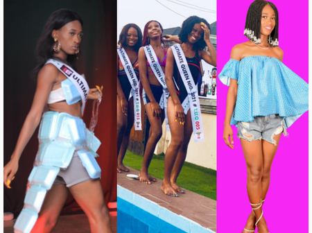 1 Month After She Dressed On Take Away Packs To An Event And Won N120k, See How Prisca Look Now