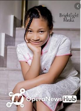 most beautiful teen actress in Nigeria