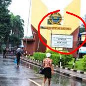 Sad: Here Are The 4 Major Reasons Why The VC Of UNILAG Was Removed Today.