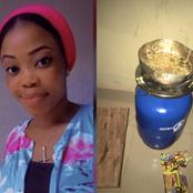 See What This Lady Discovered After She Decided To Cook Outside Her Room For The First Time In 2yrs