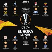 Europa League Last-16 Draw: Manchester United Is Set To Face AC Milan As Arsenal Take On Olympiakos