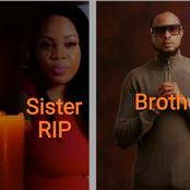 Just as Nigerian singer, Faze lost his twin sister, see 9 other stars who lost their loved ones