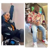 Opinion: Davido And Maya Afai Were Probably Shooting a Music Video Together
