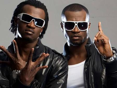 Throwback: How Breakup Led To 'Downfall' Of Psquare In The Music Industry