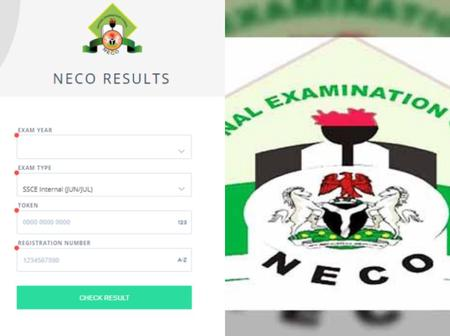 NECO Result is out, See the steps on how to check your Results