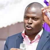 Fearless Ndindi Nyoro Breathes Fire Over Murathe's Remarks