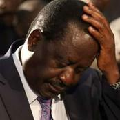 Opinion: Raila Going For 2022 Will be The weakest Shot of All His Time And he Might be Position Three