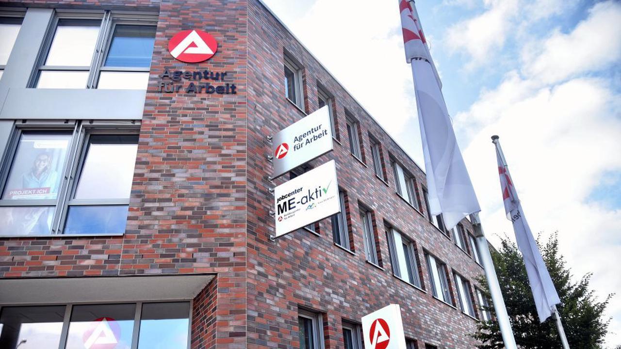 Zahl der Arbeitslosen nimmt in Heiligenhaus leicht ab