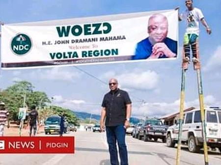 The Mystery Behind Volta Region's Massive Support For The NDC