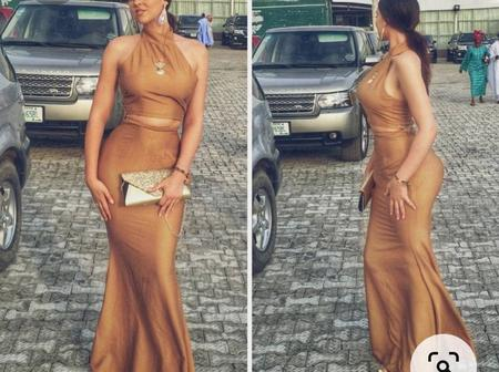 Checkout These Long Dinner Gowns You Can Add To Your Wardrobe